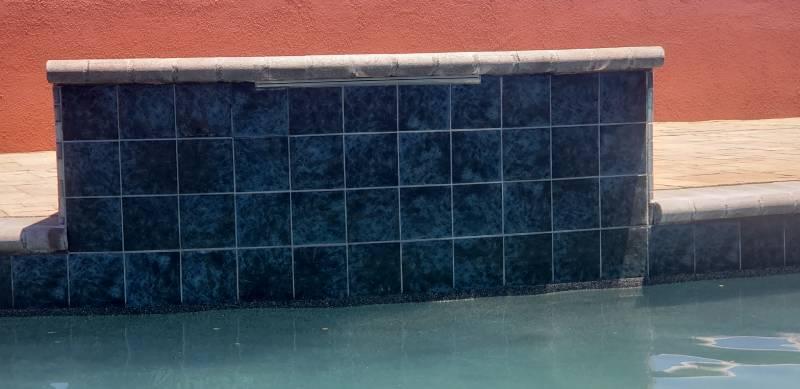 pool acid washing