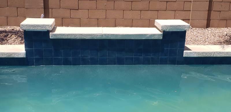 pool tile cleaning in Arizona